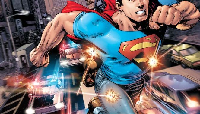 """DC teases the """"NEW Man of Tomorrow"""""""