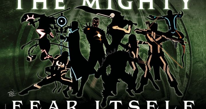 FEAR ITSELF: THE WORTHY  VS. THE MIGHTY!