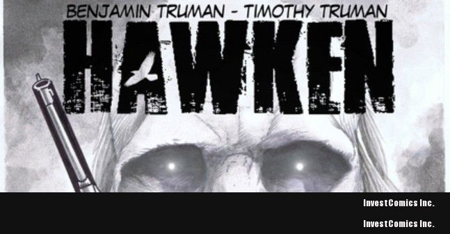 Hawken Takes Flight with IDW