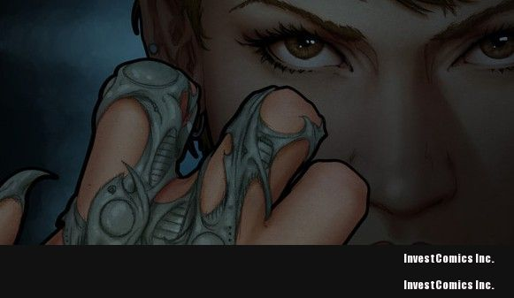 WITCHBLADE BEGINS A NEW CHAPTER