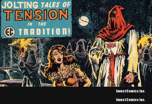 IDW Expands Artist's Edition Series with Wally Wood's EC Stories