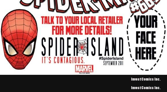 You Could Be On The Cover To Amazing Spider-Man #669!