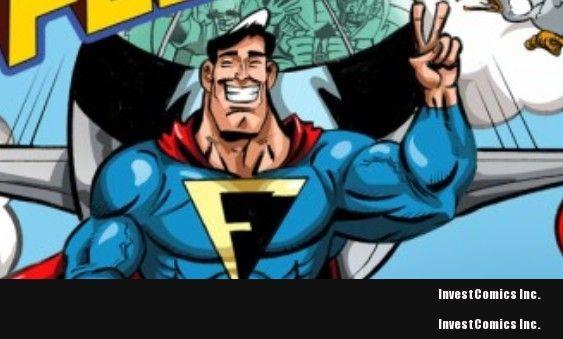 THE WORLD NEEDS A HERO. WE'VE GOT FLEISCHER!