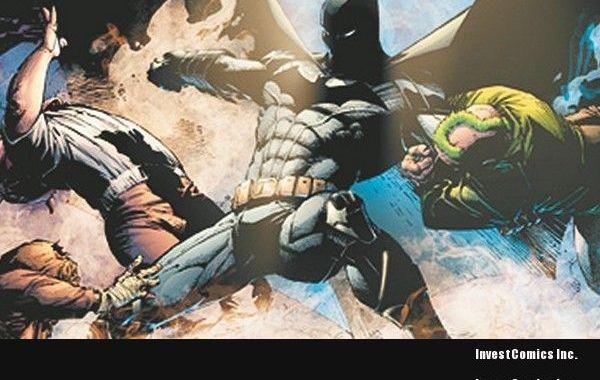 InvestComics Comic Hot Picks 9-21-11 DC Comics Relaunch Special Part 3