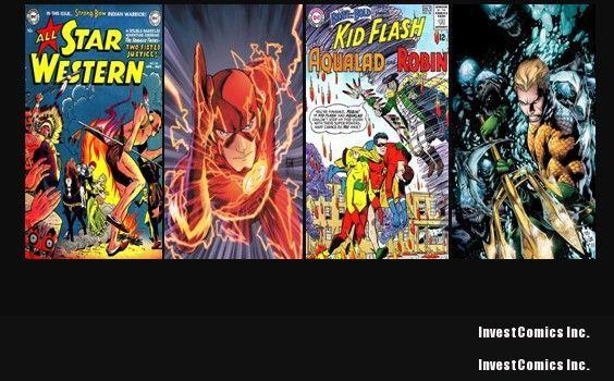 InvestComics Comic Hot Picks 9-28-11 DC Comics Relaunch Special Part 4 (Final)