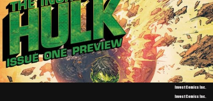 Silvestri & Aaron Break New Ground In INCREDIBLE HULK #1!