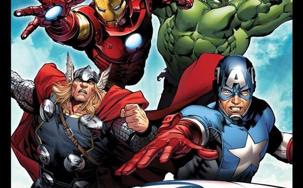 MARVEL APP 3.0 hits your iDevices
