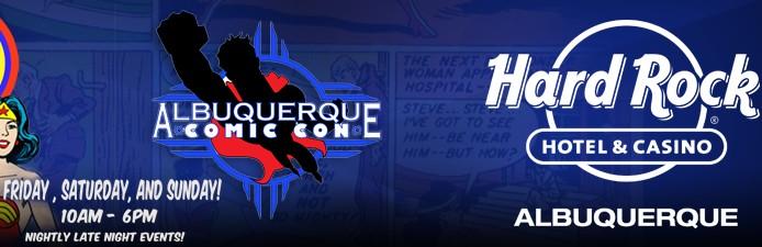 Albuquerque Comic Con 2012 – Photos!