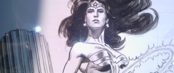 Hero Initiative JLA 100 Event at Tate's Comics