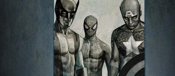 Avengers Villain Checklist