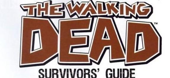 Walking Dead Checklist