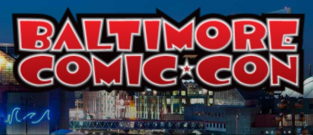 All Tickets are Now On Sale for the 2012 Baltimore Comic-Con!
