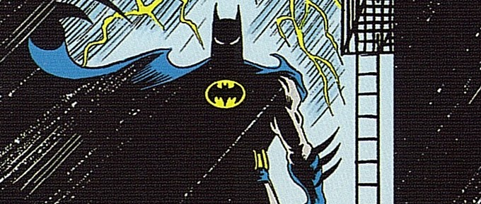 Batman Checklist #2