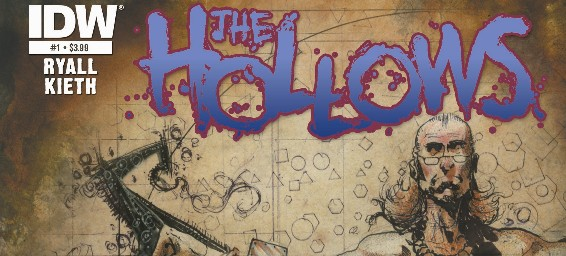 Ryall and Kieth Take Readers to THE HOLLOWS!
