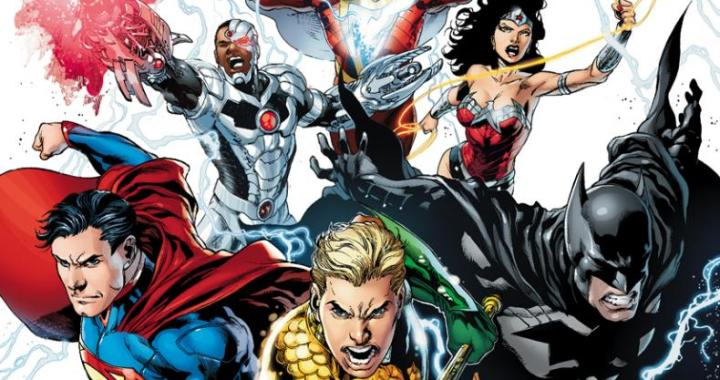 IVAN REIS and JOE PRADO to take over art on JUSTICE LEAGUE