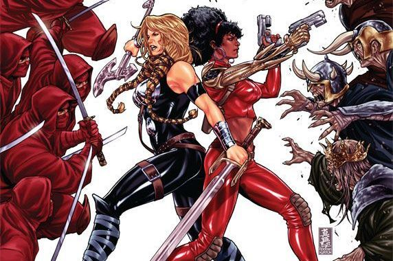 The Future of FEARLESS DEFENDERS Is Marvel NOW!
