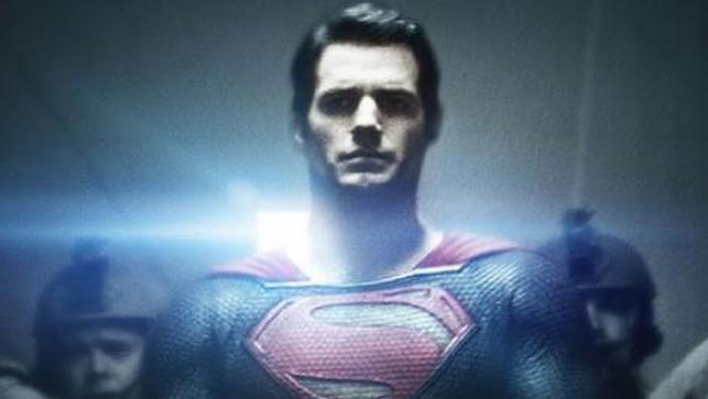 New Superman: Man of Steel Movie Poster