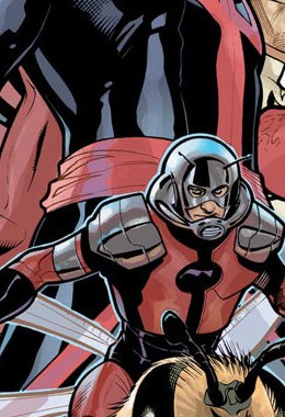 "Ant-Man, Doctor Strange confirmed for MARVEL ""Phase 3"" Movies"