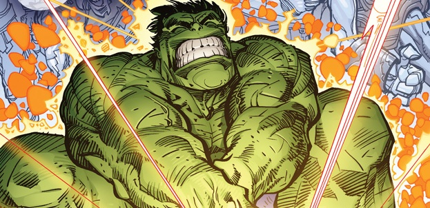 Mark Waid and Walter Simonson take INDESTRUCTIBLE HULK to Jotunheim.