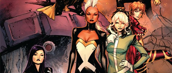 The Future of X-MEN Is Marvel NOW!