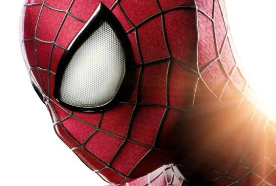 New costume for AMAZING SPIDER-MAN 2 revealed!