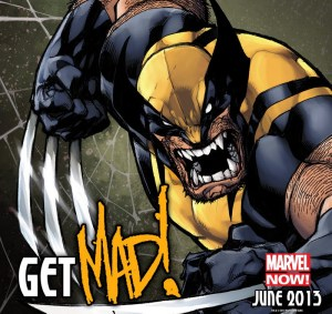 Joe Mad Wolverine