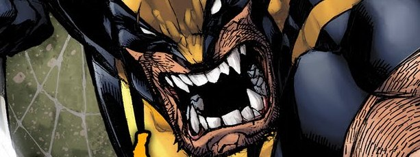 Joe Madureira + Wolverine = Awesome