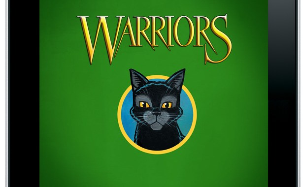 COMIXOLOGY AND HARPERCOLLINS PUBLISHERS TEAM UP TO DEBUT WARRIORS MANGA IOS APP
