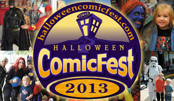 2nd Annual Halloween ComicFest Returns October 26 – 27th