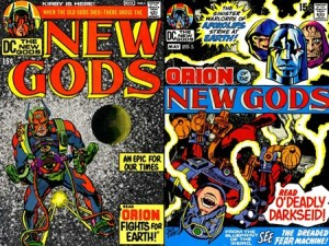 New Gods Darkseid
