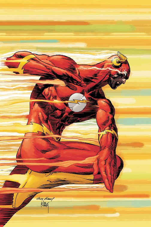Flash on CW