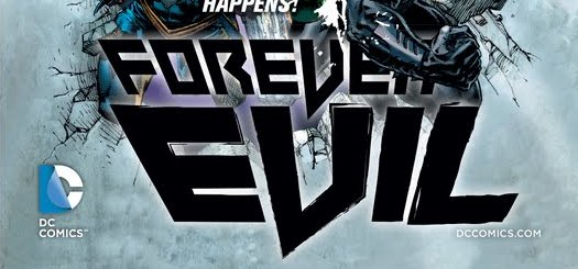 FOREVER EVIL: WHEN THE UNIMAGINAB​LE HAPPENS!