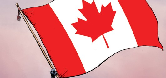 Jeff Lemire takes JUSTICE LEAGUE north for JUSTICE LEAGUE OF CANADA
