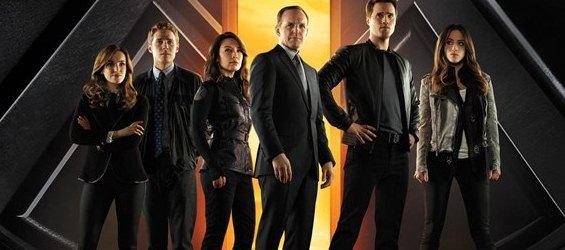 Marvel's Agents of S.H.I.E.L.D. Deploys To New York Comic Con!