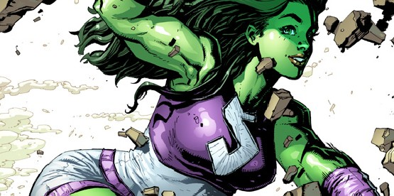 SHE-HULK SMASHES INTO NEW ONGOING SERIES FOR ALL-NEW MARVEL NOW!