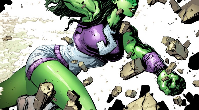 She-Hulk Checklist 1980-1994