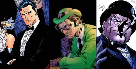 Batman television series 'Gotham' will feature Bruce Wayne, Riddler, Penguin and others.