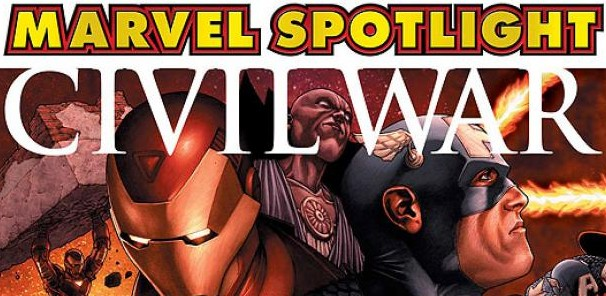 InvestComics Spotlight Pick – Marvel Spotlight: Civil War
