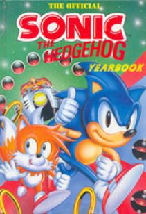 sonic yearbook