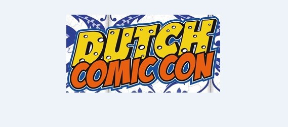 InvestComics at 2015 Dutch Comic Con