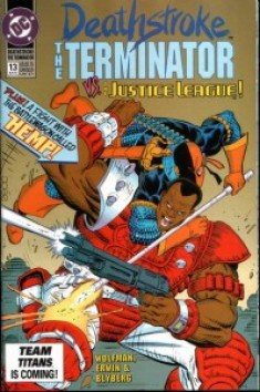 Deathstroke The Terminator #13 InvestComics