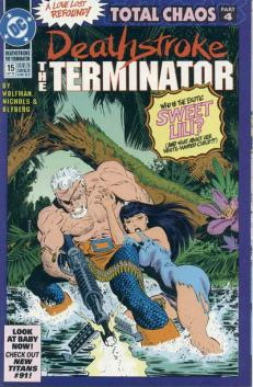 Deathstroke The Terminator #15 InvestComics