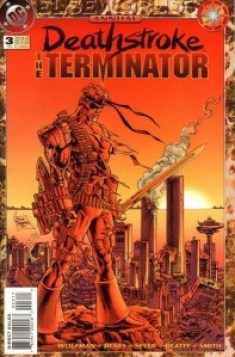 Deathstroke The Terminator Annual 3 InvestComics