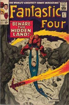 Fantastic Four #47 InvestComics