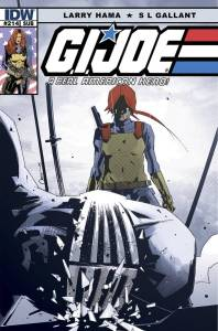 GI Joe #214 variant InvestComics