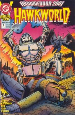Hawkworld Annual 2 InvestComics