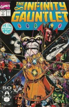 Infinity Gaunlet #1 1991 InvestComics