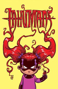 Inhumans 1 2015 InvestComics