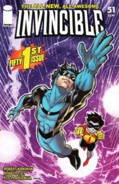 Invincible 51 InvestComics