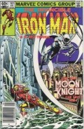 Iron Man 161 InvestComics